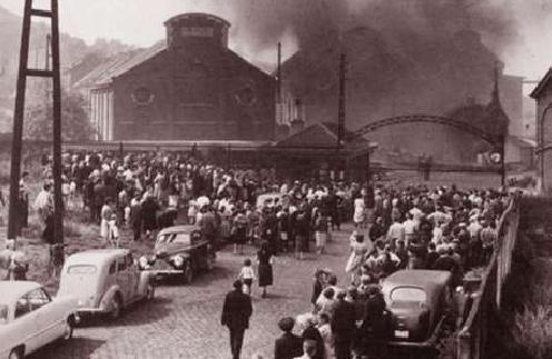 59° anniversario tragedia marcinelle